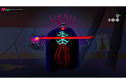 Severed's first dungeon is a compelling, artful creation ...