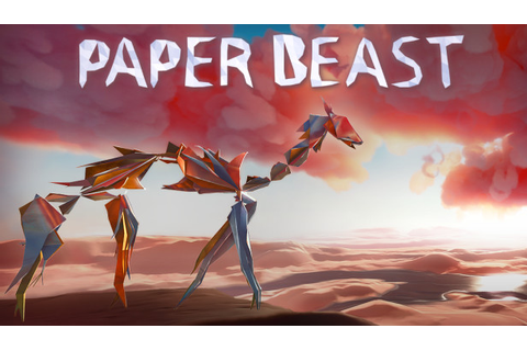 Paper Beast on Steam