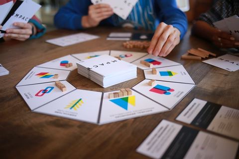 IMPACT: A Foresight Game by Idea Couture —Kickstarter