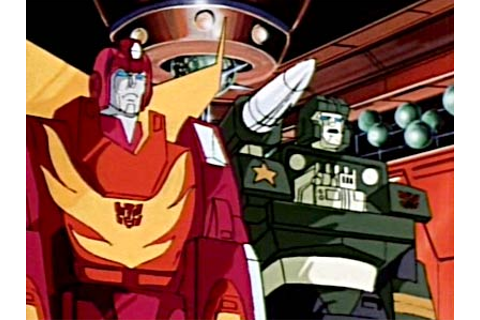 DVD Review: Transformers Japanese Collection: Headmasters ...