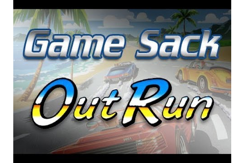 Game Sack - Out Run Series - Review - YouTube