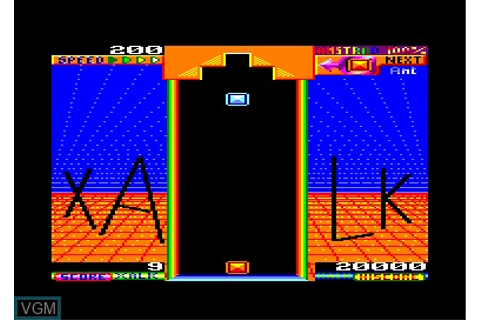 Listing of Amstrad CPC games starting with the letter x ...