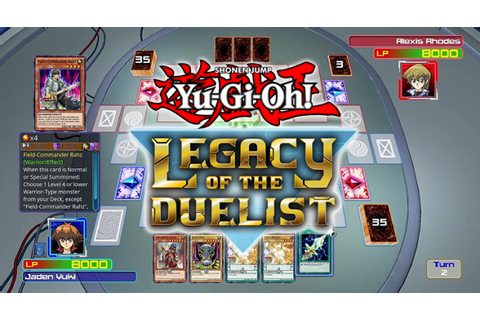 Legacy of the Duelist Extras | YuGiOh! World
