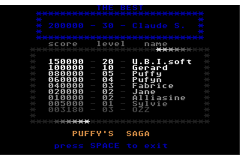 Download Puffy's Saga - My Abandonware