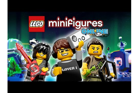 LEGO Minifigures Online - Launch Trailer - YouTube