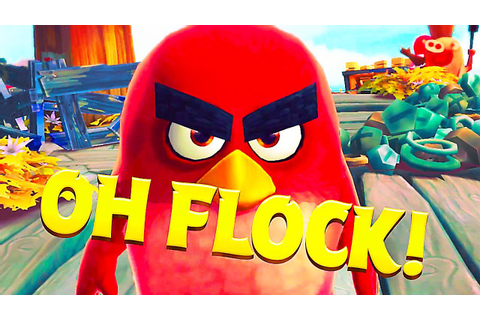ANGRY BIRDS EVOLUTION Gameplay Trailer - YouTube