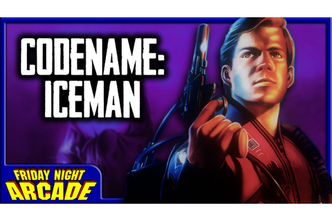 Codename: Iceman - DOS PC Game Review | Friday Night ...