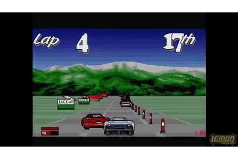 Jaguar XJ220 (Amiga) - A Playguide and Review - By ...