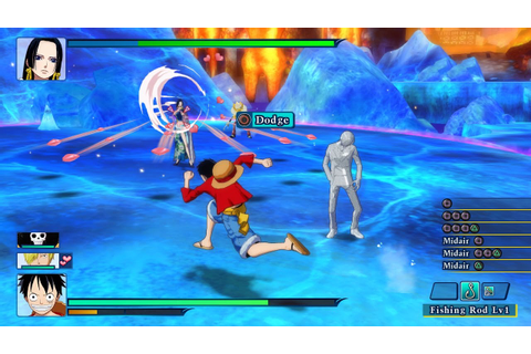 One Piece: Unlimited World Red Deluxe Edition (PC Steam ...