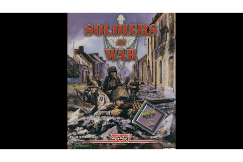 Windows - Soldiers at War (1998, Random Games) - YouTube