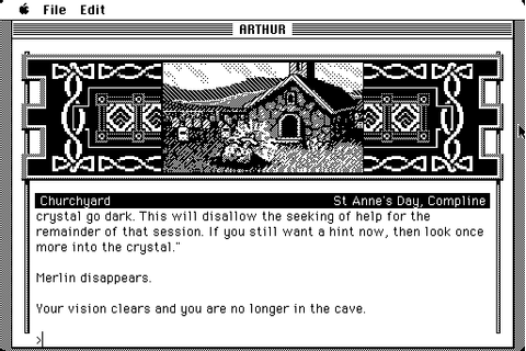 Download Arthur: The Quest for Excalibur - My Abandonware