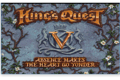 King's Quest V: Absence Makes the Heart Go Yonder! (5 ...
