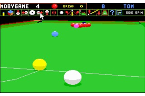 Jimmy White's Whirlwind Snooker Game Download