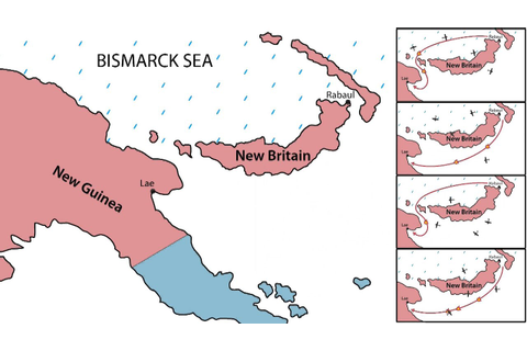 D.4 Battle of the Bismarck Sea | Game Theory ...