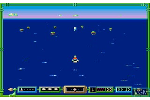 Typhoon Thompson in Search for the Sea Child for Atari ST ...
