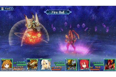 PS Vita Exclusive MeiQ: Labyrinth of Death Gets New Battle ...
