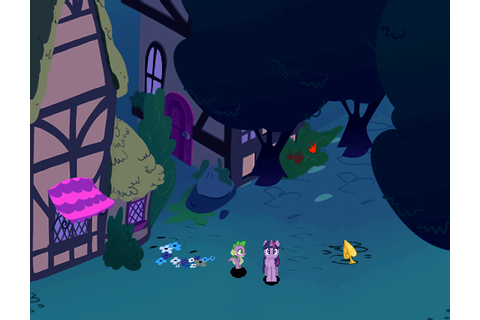 Gaming World: MLP Online: First Contact Impressions and ...