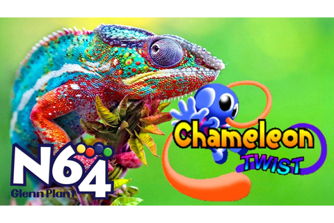 Chameleon Twist - Nintendo 64 Review - HD - YouTube