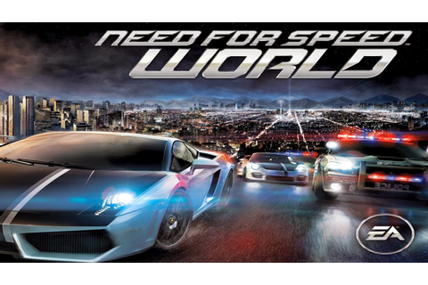 Need For Speed World PC Game Download Free
