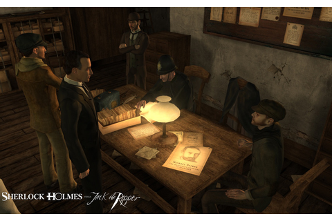 Amazon.com: Sherlock Holmes vs. Jack the Ripper - PC ...