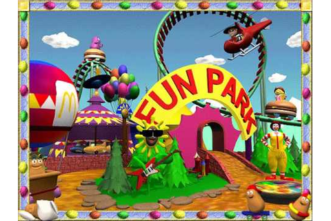 Fun Park music — Adventures Through McDonaldland (1997 ...
