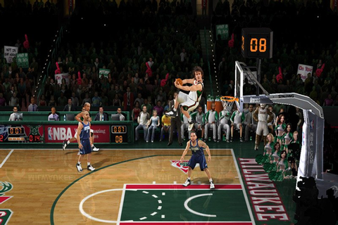 NBA Jam (Wii) Game Profile | News, Reviews, Videos ...