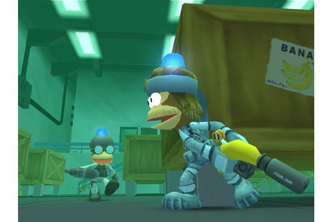 Ape Escape 3 Screenshots - Video Game News, Videos, and ...