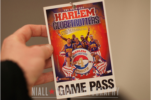 Harlem Globetrotters | 4 Times the fun World Tour at HP ...