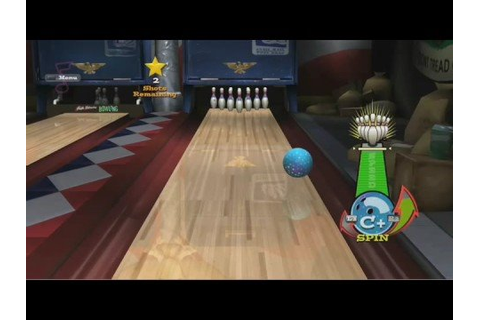 High Velocity Bowling Game Trailer - YouTube