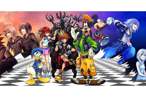 Kingdom Hearts Chronological Order: Timeline Explained For ...