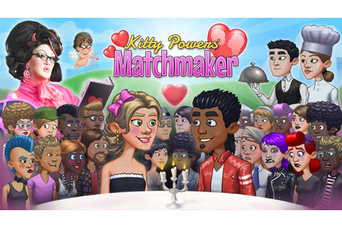 Kitty Powers' Matchmaker Pairs Up With Steam for Release ...