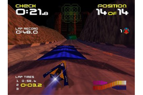 Buy Nintendo 64 Wipeout 64 For Sale at Console Passion
