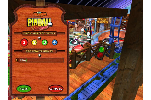 3D Ultra Pinball: Thrillride - PC Review and Full Download ...