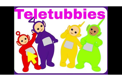Teletubbies fun games for toddlers - YouTube