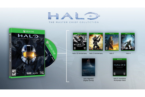 Halo: The Master Chief Collection Trailer Combines All 4 ...