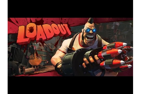 LOADOUT gameplay en la PS4 se parece a team fortress - YouTube