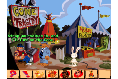 Sam & Max Hit the Road on Steam