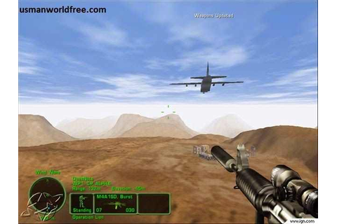 Delta Force Task Force Dagger Download Free Full Game ...
