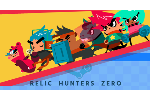 Relic Hunters Zero – STEAM Key for FREE – Open source ...