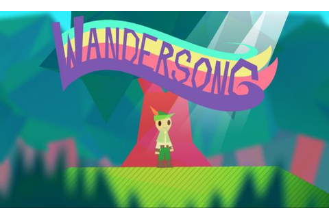 Wandersong Game Download | Forest Of Games - Free game ...