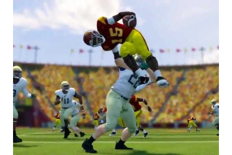 EA Sports Cancels Its College Football Video Game Amid A ...