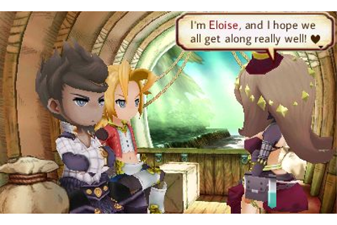 Legend of Legacy – This is what I wanted from Xenoblade 2 ...