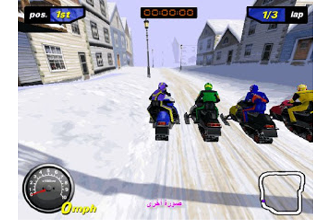 Polaris SnoCross (USA) ROM