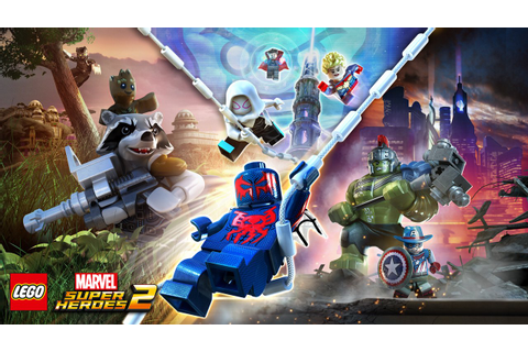 LEGO Marvel Super Heroes 2 Confirmed for Nintendo Switch ...