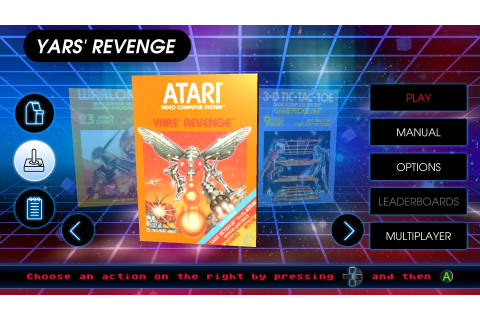 The Atari Vault hits Steam with 100 classic games to ...