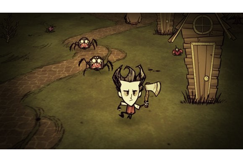 Dark survival game Don't Starve is a hit on iOS, thanks to ...
