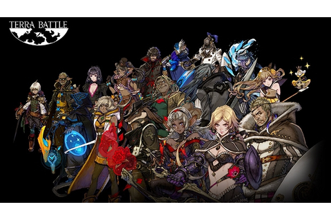 Final Fantasy creator's Terra Battle mobile game is coming ...