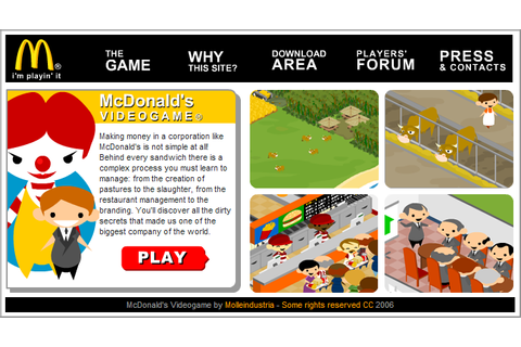McDonald's Video Game - Wikipedia