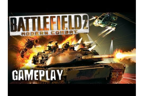 Battlefield 2 Modern Combat Gameplay - PS2 - Campaign ...
