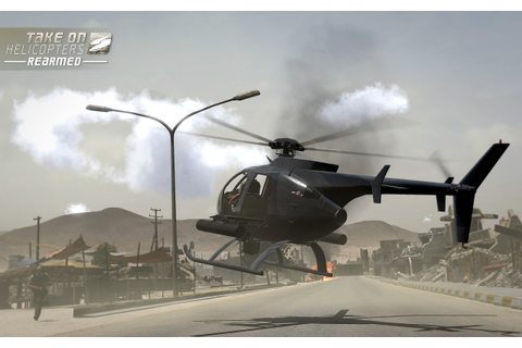 Take On Helicopters and Arma 2 join forces in a new update ...